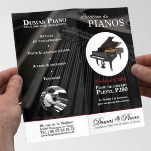 Dumas Piano