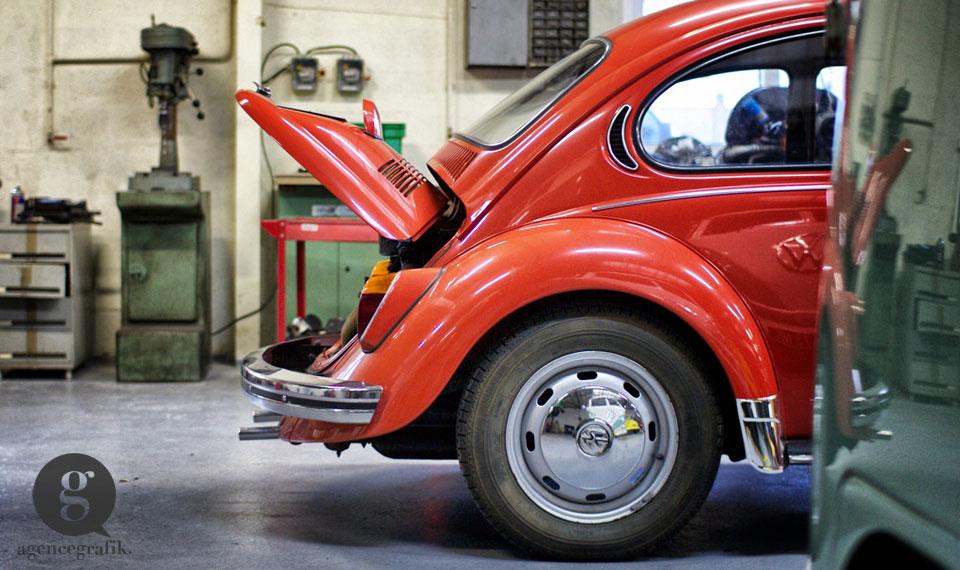 Photo du Garage Schmecko | agencegrafik.