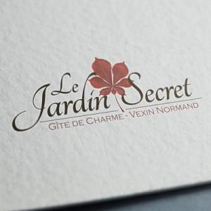 Gîte du Jardin Secret en Normandie | agencegrafik.