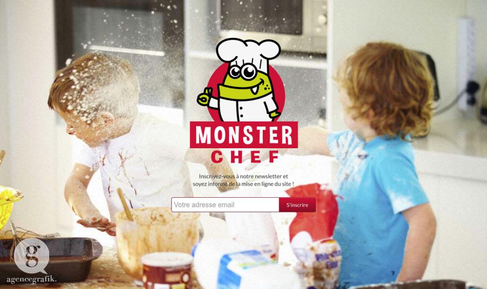Monsterchef | agencegrafik.