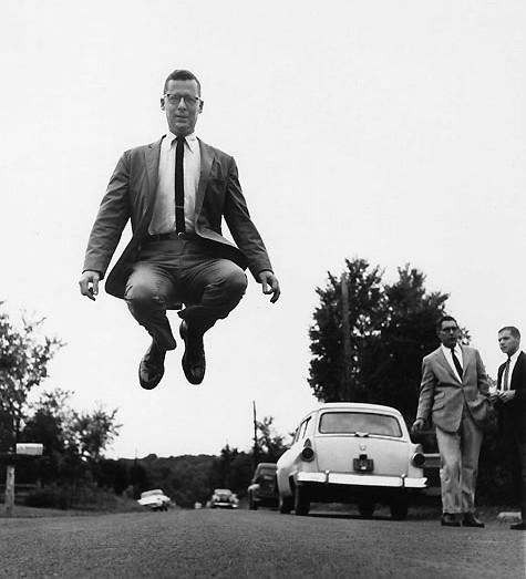 Murray Kempton, 1956