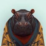 Zoo Portraits by Yago Partal   agencegrafik.