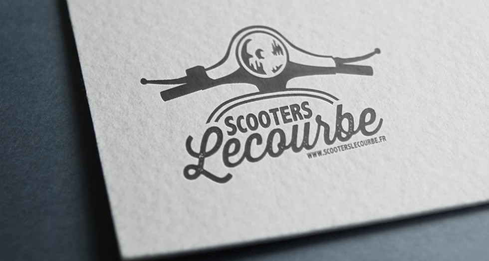 Scooters Lecourbe | agencegrafik.