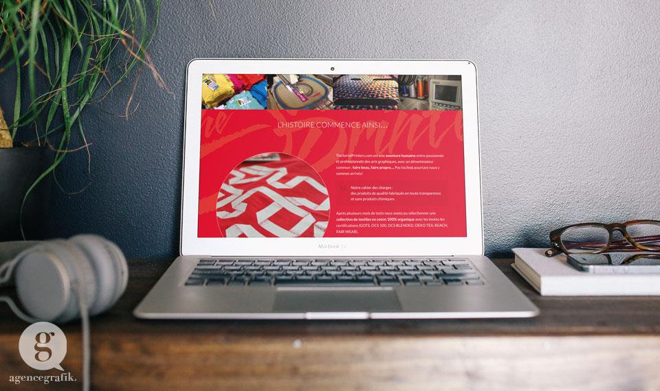 The Serial Printers | agencegrafik.